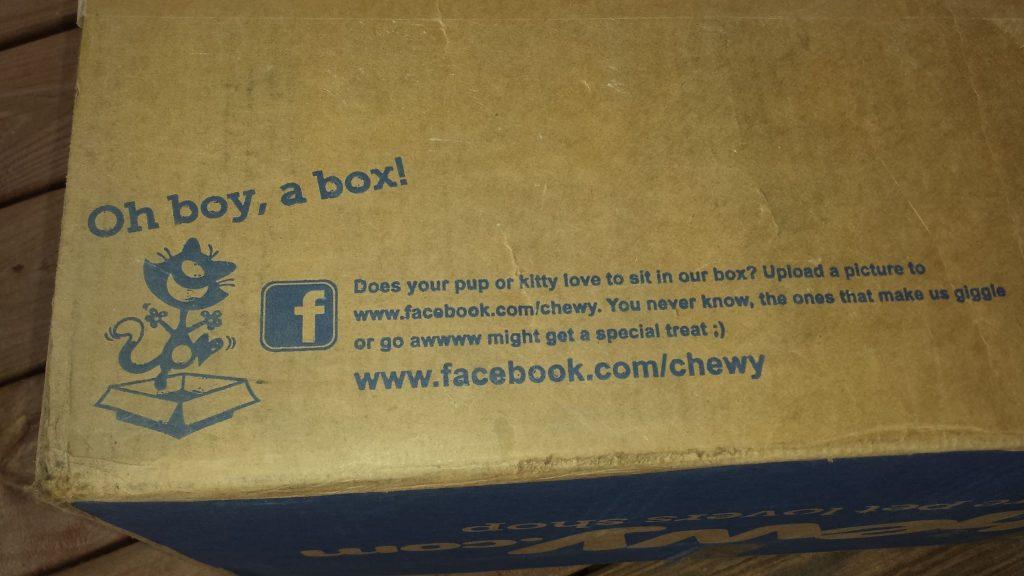 Oh boy, a box